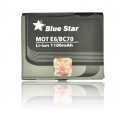 BATTERY MOT E6 1100m/Ah Li-Ion BLUE STAR