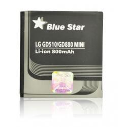 BATTERY LG GD510/GD880 MINI 800m/Ah Li-Ion Blu  Star