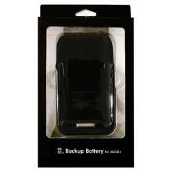 AKU iPhone 3G 1900 m/Ah Polymer (BS) PREMIUM external BLACK