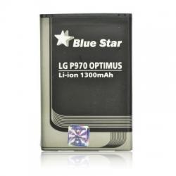 BATTERY LG L3/L5/P970 OPTIMUS BLACK/P690 OPTIMUS NET 1300m/Ah Li-Ion BLUE STAR