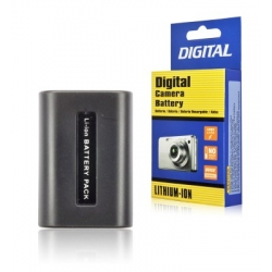 Battery for camera SON NP-FV50 800mAh