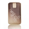 Forcell Deko 2 Case - APP IPHO 3G/4G/4S/S5830 Galaxy Ace/S6310 Young beige