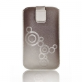 Forcell Deko 2 Case - APP IPHO 3G/4G/4S/ S6310 Young grey