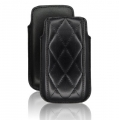 CASE FORCELL - SLIM DIAMOND - iPHONE 3G/ 4G /NOK N97/ i900 OMNIA BLACK