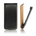 SLIM FLIP CASE - SAM S5310 POCKET NEO BLACK