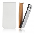 SLIM FLIP CASE - HTC ONE X WHITE