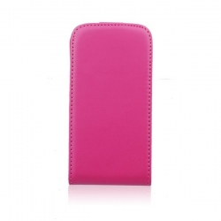 FLIP CASE SLIM FLEXI -SAM Galaxy A3 pink