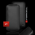 VERTICAL CASE - IPHONE 3G/3GS CARBON FIBRE BLACK