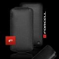 VERTICAL CASE - IPHONE 4G CARBON FIBRE BLACK
