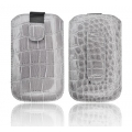CROCO SLIM CASE - IPHONE 3GS/4G/SAM i900 OMNIA HÃ•BE