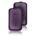 FORCELL DEKO CASE - IPHONE 3G/4G/4S - VIOLET