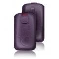 FORCELL DEKO CASE -SAMS i9000 GALAXY S/i8190 S3 MINI - VIOLET