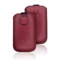 FORCELL DEKO CASE - SAMS i9000 GALAXY S//i8190 S3 MINI - PURPLE