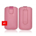 FORCELL DEKO CASE - SAM S8600 WAVE 3/DESIRE HD/ EVO-3D/i9103 GALAXY R/X12/XPERIA S - PINK