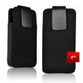 FORCELL FLIPER CASE - APP IPHO 4G BLACK