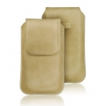 CASE FORCELL - KLIPO - IPHONE 4G BEIGE