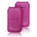CASE FORCELL - KLIPO - IPHONE 4G PURPLE