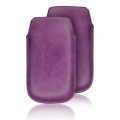CASE FORCELL - SLIM KORA - S5830 GALAXY ACE/HTC LEGEND/OMNIA - VIOLET
