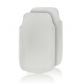 CASE FORCELL - SLIM KORA - NOK C7/SAM S8500 WAVE WHITE