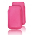 CASE FORCELL - SLIM KORA - S5830 GALAXY ACE/HTC LEGEND/OMNIA - PINK