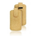 CASE FORCELL - SLIM KORA 2 - iPHONE 3G/4G /NOK N97/ i900 OMNIA BEIGE