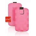 CHIC POCKET CASE MOTO - iPHONE 3G / i900 OMNIA ROOZA
