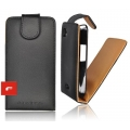 FORCELL PRESTIGE VERTICAL CASE - SAM I9300 GALAXY S3 BLACK