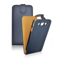 FORCELL PRESTIGE VERTICAL CASE - SAM I9300 GALAXY S3 DARK BLUE