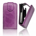 FORCELL PRESTIGE VERTICAL CASE - SAM I9300 GALAXY S3 VIOLET