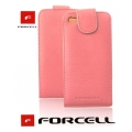 FORCELL PRESTIGE VERTICAL CASE -SE NEO/MT15i PINK