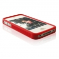 Bumper for iPhone 4 red