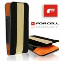 FORCELL VIPER CASE - IPHONE 3G/4G - BLACK & GOLD