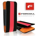 FORCELL VIPER CASE - IPHONE 3G/4G - BLACK & PINK