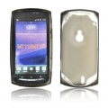 BACK CASE GLITTER - SE NEO/MT15iNEO V TRANSPARENT BLACK