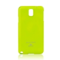 Jelly Case Mercury - SAM N7505 (Note 3 Neo) lime