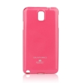 Jelly Case Mercury - SAM N7505 (Note 3 Neo) pink