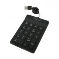 LogiLink ID0060 numeric keypad 18 keys