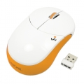 LogiLink ID0073 wireless optical mouse orange