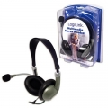 Stereo Headset with microphone LogiLink