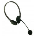 LOGILINK Stereo Headset Earphones with Microphone
