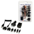 Universal Power Adapter Kit 12+230 Volt LogiLink