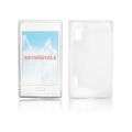 BACK CASE CLEAR - LG L5