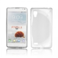 BACK CASE CLEAR - LG L9