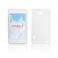 BACK CASE CLEAR - LG L7