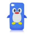 Silikon case 3D -penguin - SAM i9300 Galaxy S3 blue
