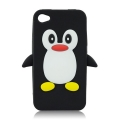 Silikon case 3D -penguin - SAM i9300 Galaxy S3 black