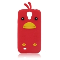 Silikon case 3D - chicken - SAM I9300 GALAXY S3 red
