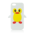 Silikon case 3D -penguin - SAM i9300 Galaxy S3 white