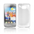 BACK CASE CLEAR - SAM i9100 galaxy S II