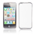 BACK CASE LUX - APP IPHO 4G/4S CLEAR
